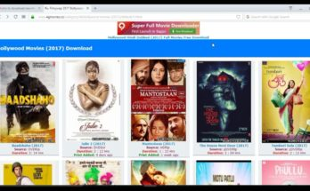 4gmovies 2020: Download Free Bollywood and Hollywood Movies