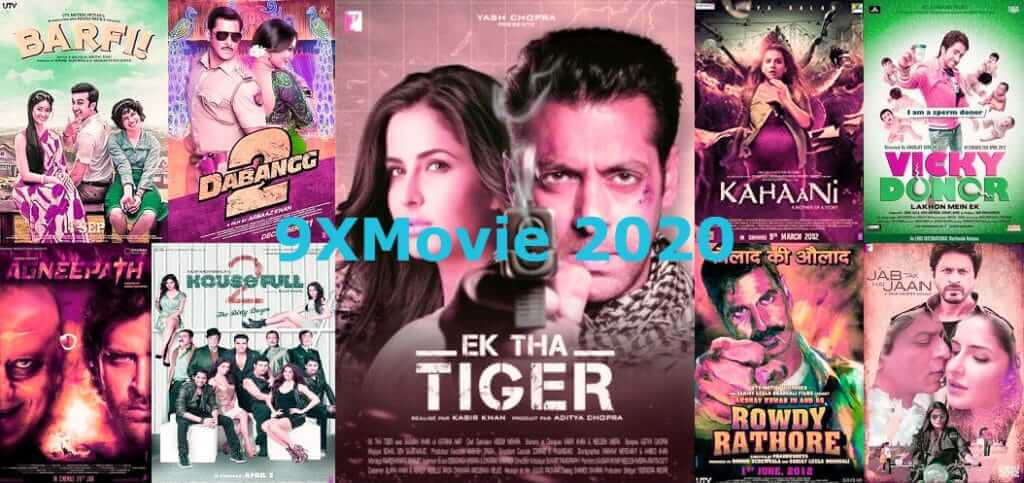 How to Download Bollywood, Hollywood, Hindi Dubbed Movies from 9xmovies?