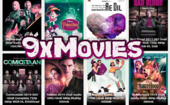 9XMovies 2020: Watch FREE HD Movies Online in Hindi