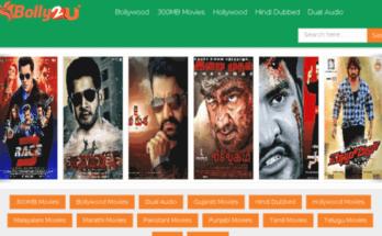 Bolly2u 2020: Download Free Bollywood and Hollywood Movies