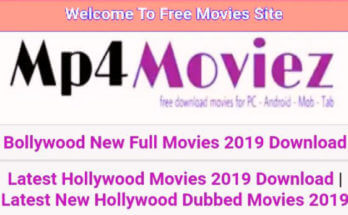 Mp4Moviez 2020 Live Link: Download Bollywood, Hollywood, Tamil Movies