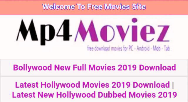 Download MP4 Movies 2020 Live Link: Bollywood, Hollywood, Tamil Movies