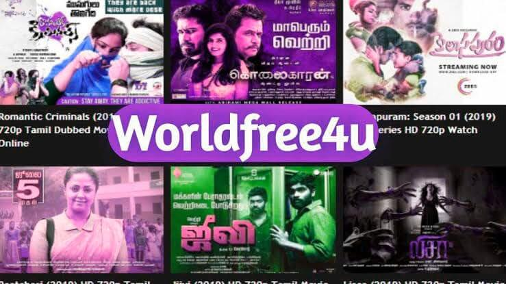 Is downloading movies from WorldFree4u 2020 valid?
