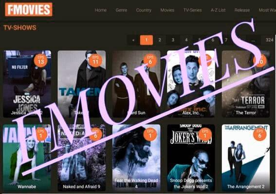 What kind of movies are available on FMovies website?