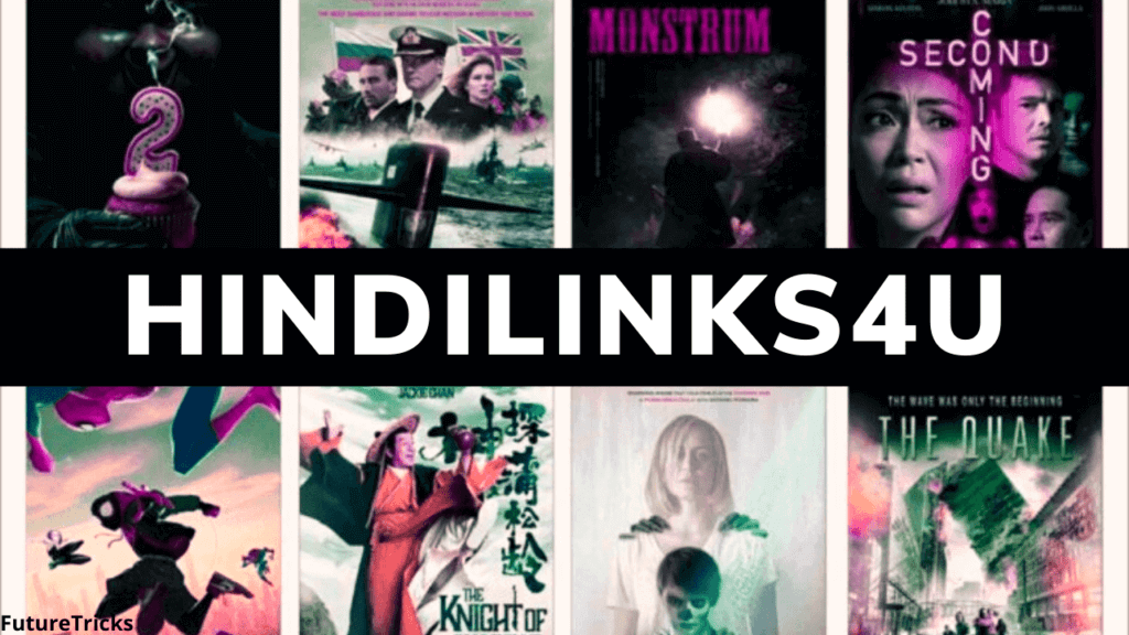 How to Download Bollywood, Hollywood, Hindi Dubbed Movies from Hindilinks4u?