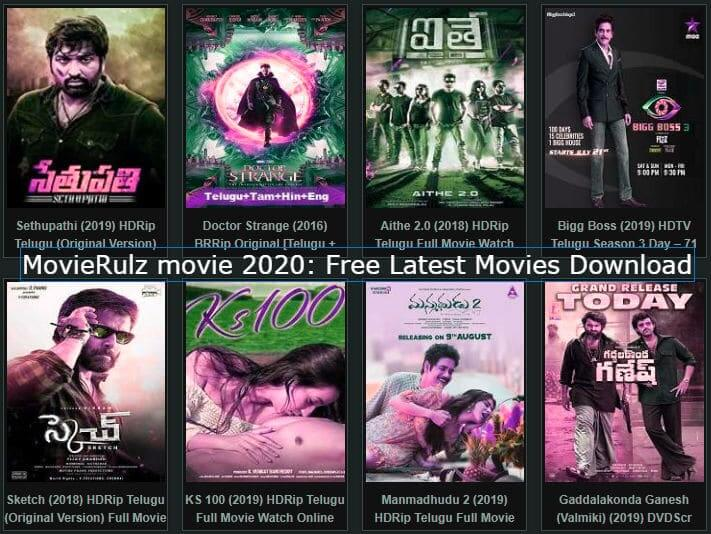 Is downloading movies from Movierulz 2020 valid?