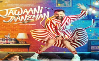 Jawaani Jaaneman Full Movie Leaked by TamilRockers Movierulz TamilGun TamilYogi Filmyzilla