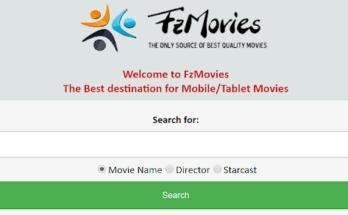 FzMovies 2020 – Watch Latest Hindi Dubbed Movies Online Free on FzMovies