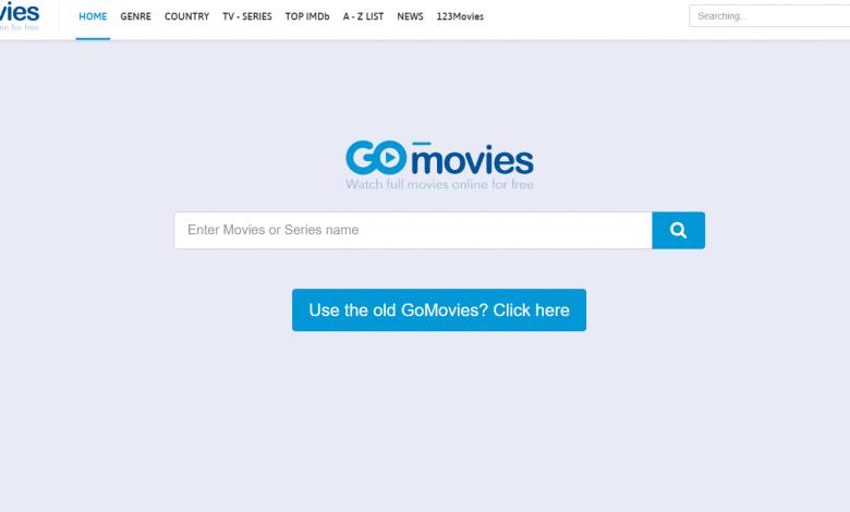 Gomovies - Best alternative site of putlocker