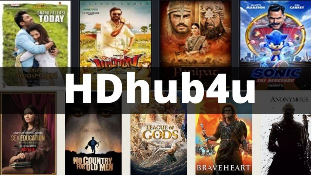 HDhub4u 2020 - Watch the latest Hindi Dubbed Movies on HDhub4u for free