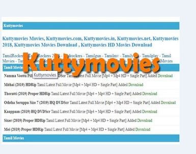 Kuttimoviz 2020 - Watch Latest Hindi Dub Movies Online Free on Kuttimoviz