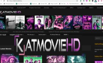 KatMovieHD 2020 Live Link: Download Bollywood, Hollywood HD Movies