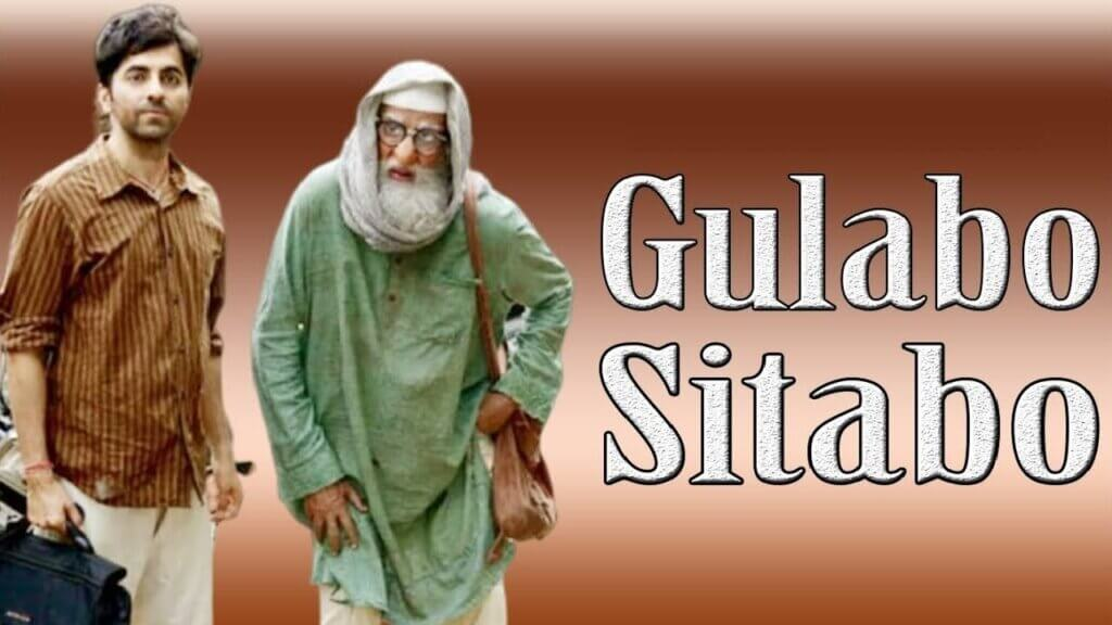 Gulabo Sitabo Full Movie Download is available at TamilRockers, Filmizilla, Filmmivap, Movaryulz and other torrent sites.