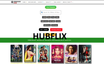 Hubflix 2020: Download Bollywood, Tollywood, Hollywood movies