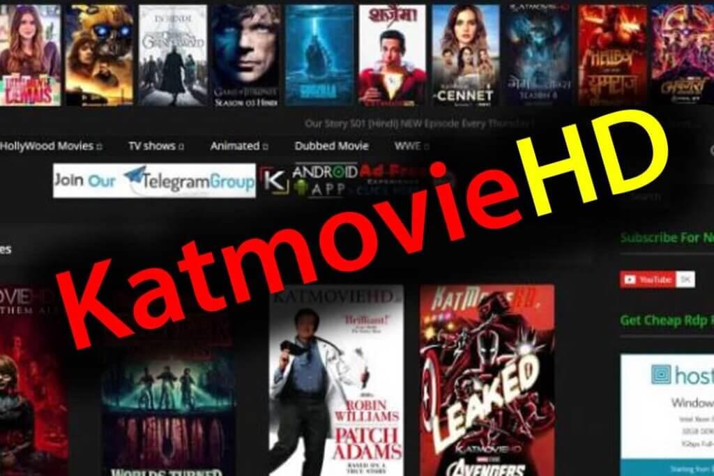 KatmovieHD 2021 – Download Hollywood Hindi Dubbed Bollywood Movies